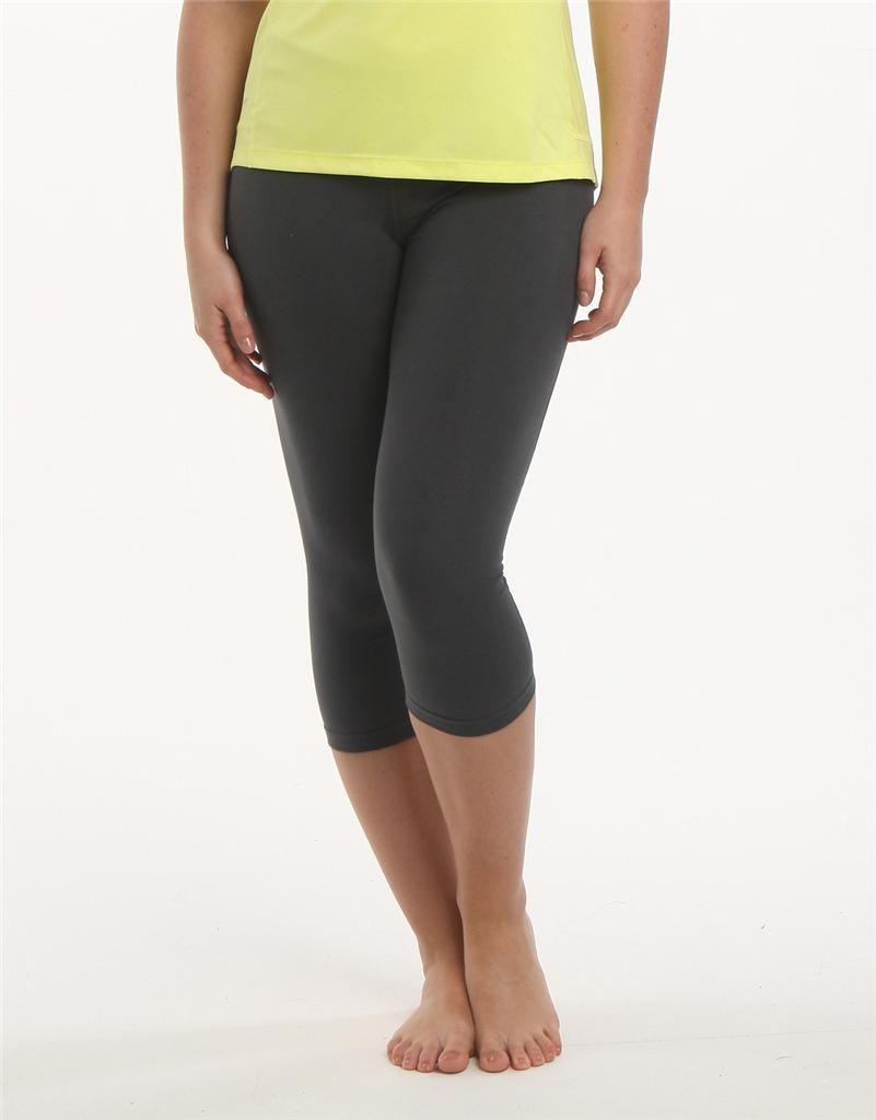 Tight Capri Workout Pants   Gpant